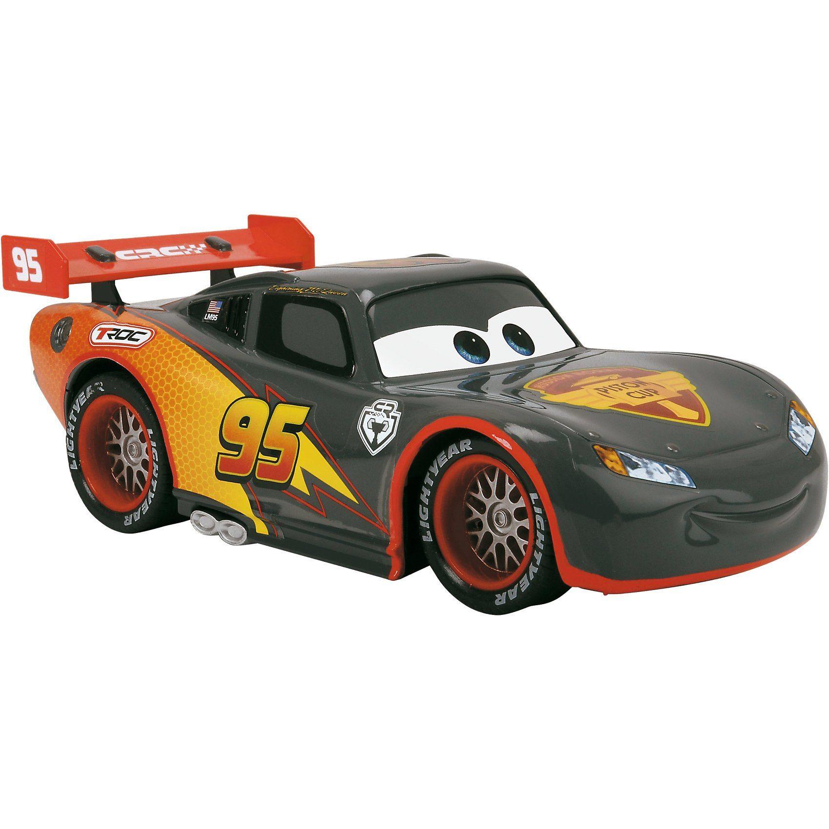 Dickie Toys Cars RC Fahrzeug Carbon Drifting Lightning McQueen