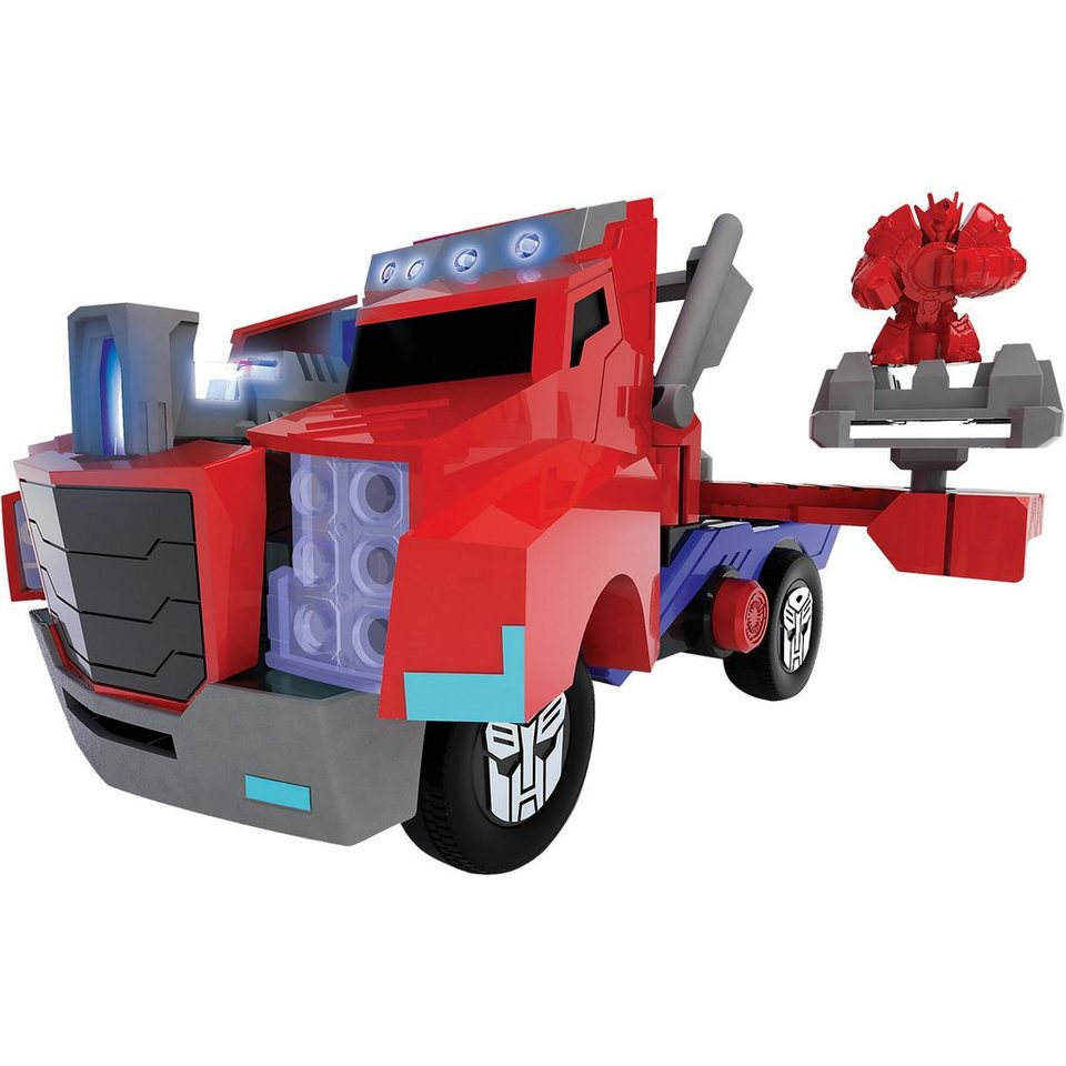 Dickie Toys Transformers Optimus Prime Battle Truck