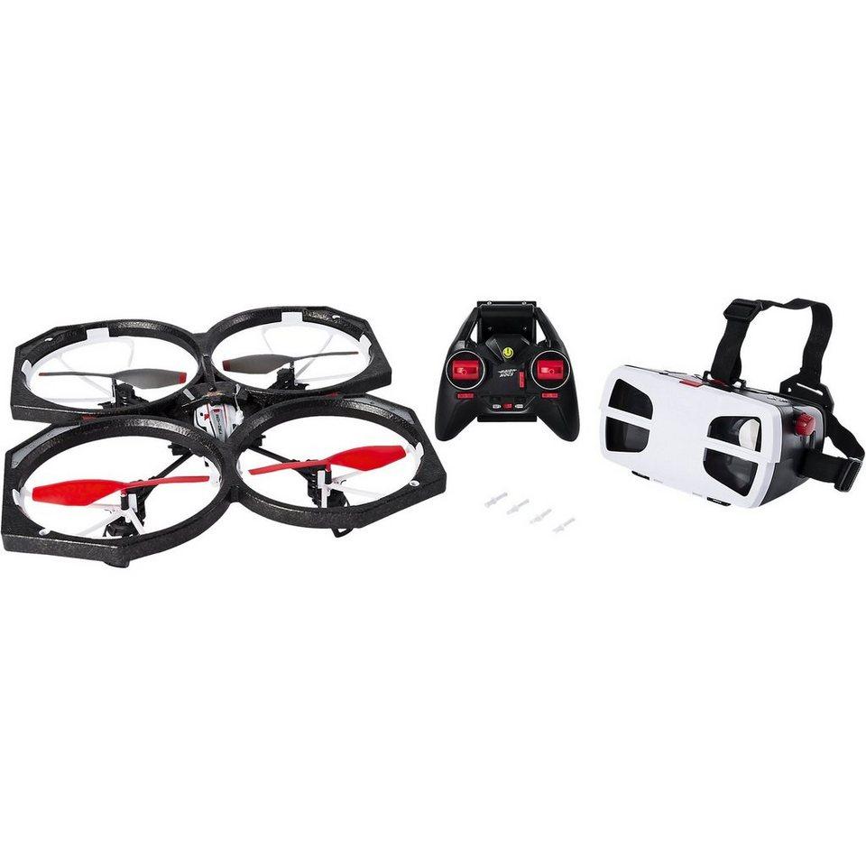 Spin Master Air Hogs RC Quadrocopter Helix Sentinal Drone (FPV Quad)