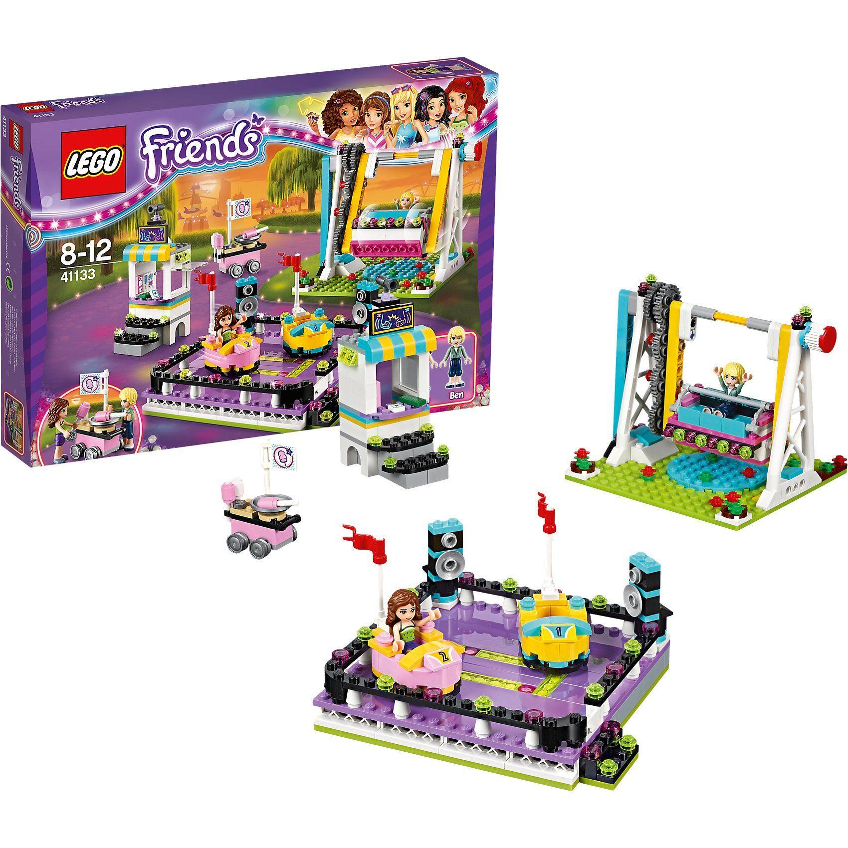 LEGO® 41133 Friends: Autoscooter im Freizeitpark