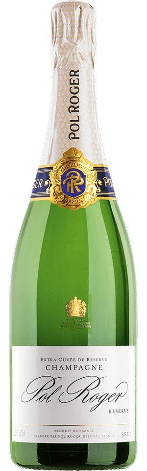 Champagner aus Frankreich, 12,5 Vol.-%, 75,00 cl »Champagne Brut Réserve«
