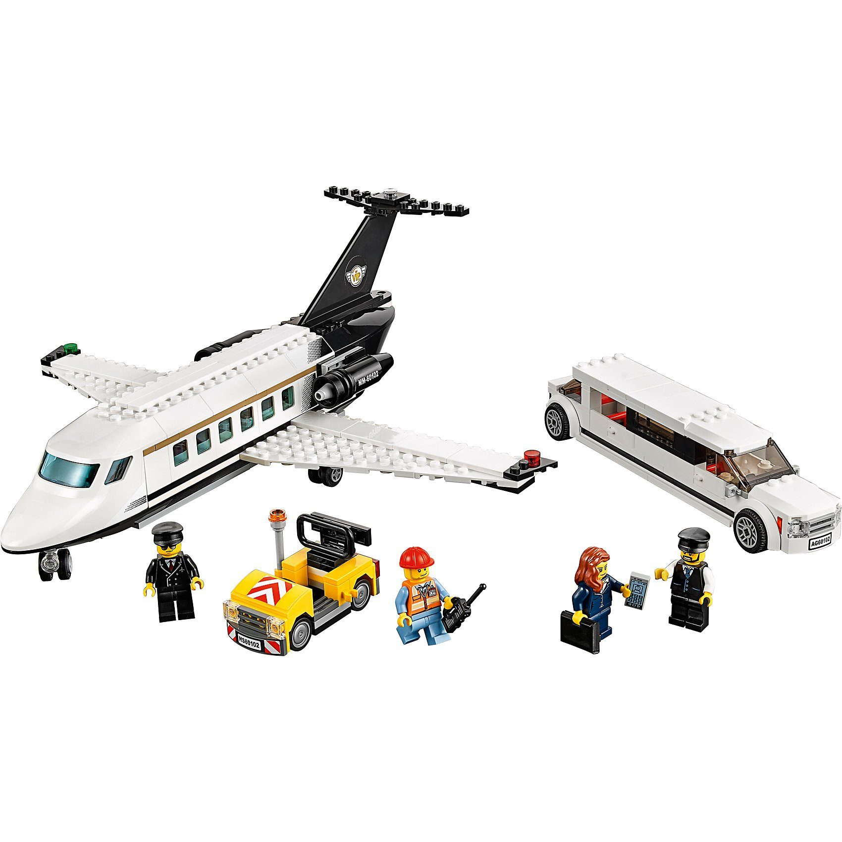 Lego® 60102 City: Flughafen VIP-Service