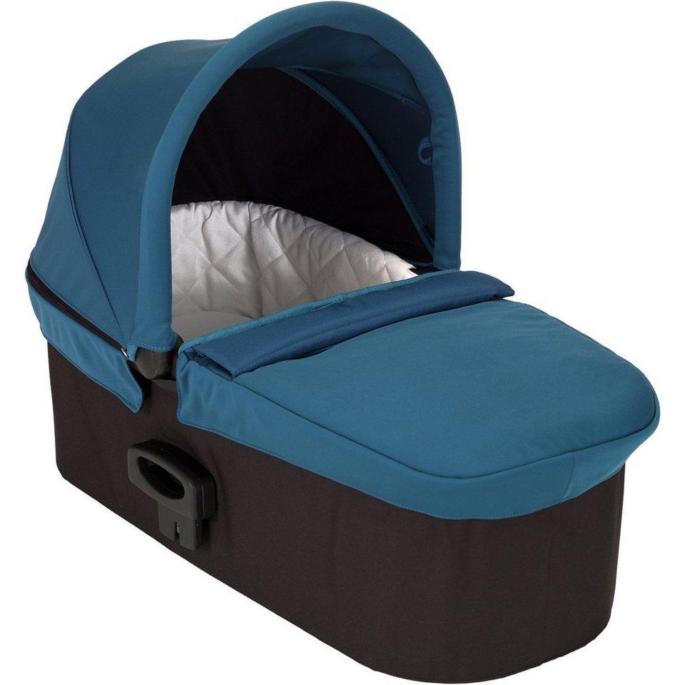 Baby Jogger Kinderwagenaufsatz Deluxe für City Mini, City Elite & Summit in petrol