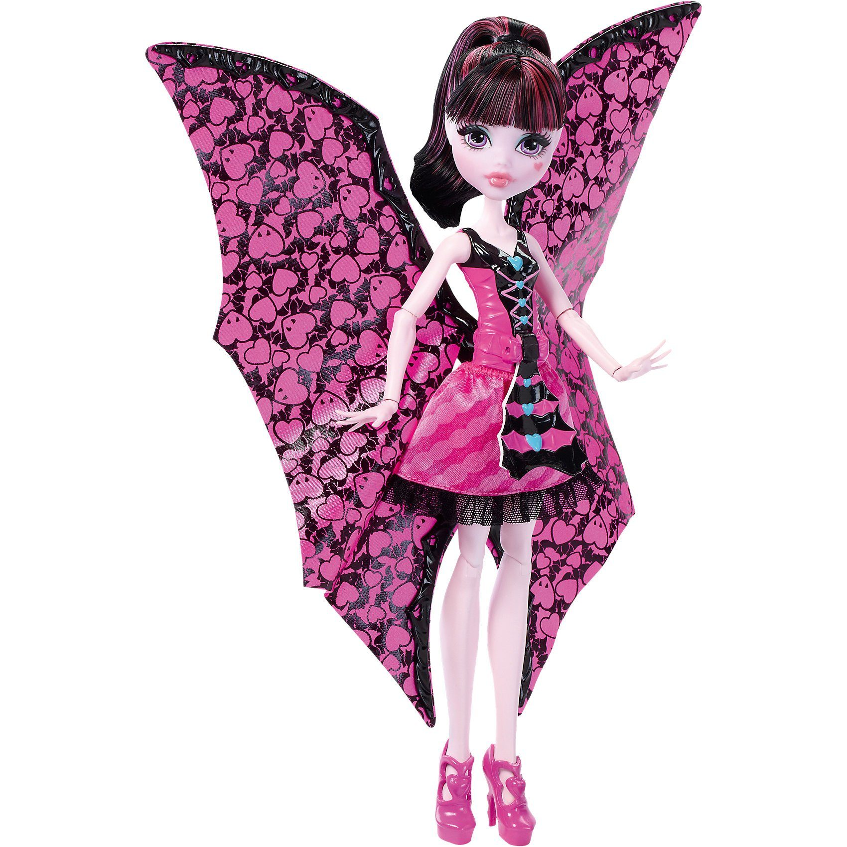 Mattel® Monster High Fledermaus Draculaura