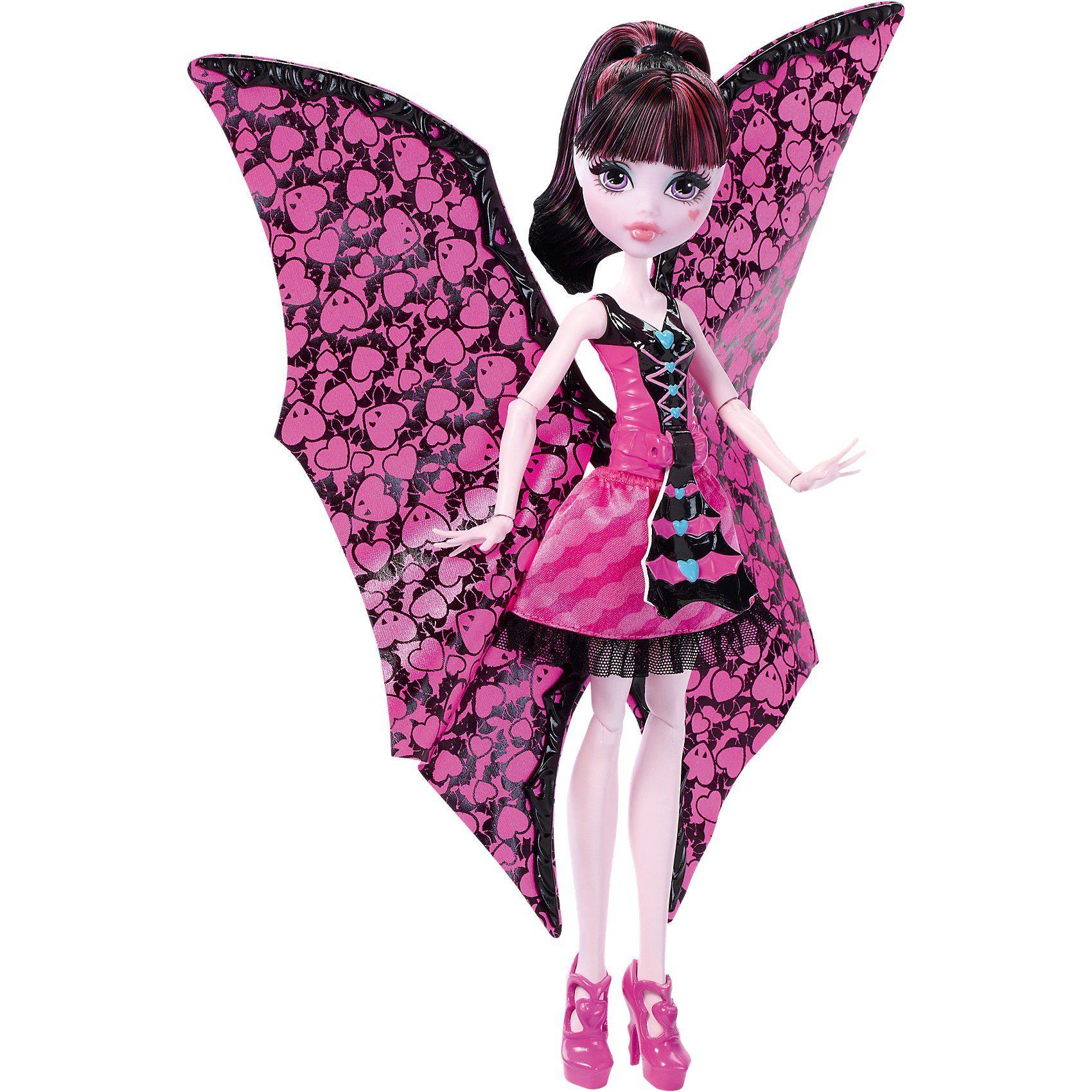 Mattel® Monster High Fledermaus Draculaura