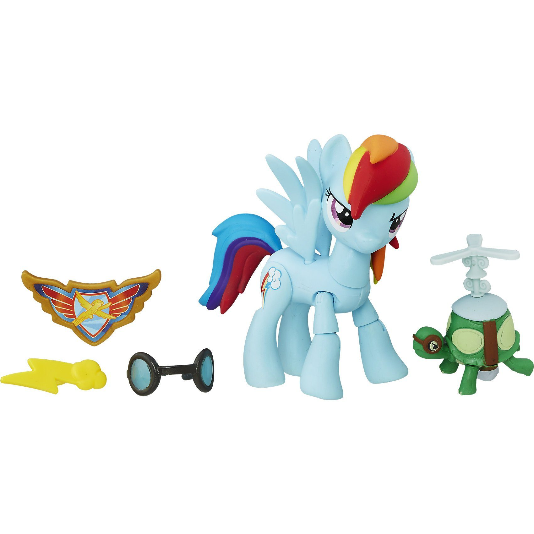 Hasbro My Little Pony Guardians of Harmony Regenbogen Dash