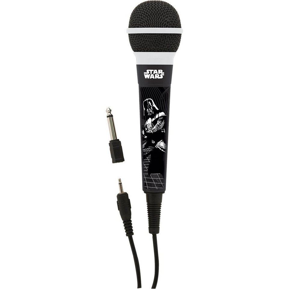 LEXIBOOK Star Wars Mikrofon
