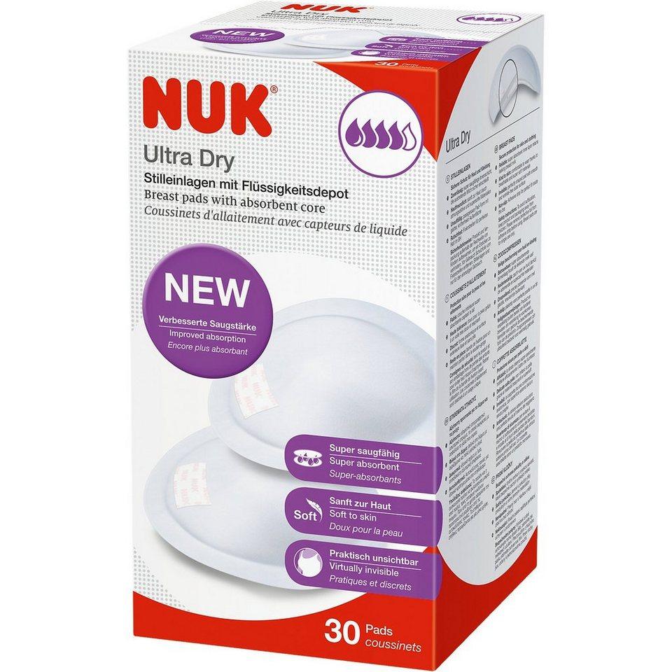 NUK Stilleinlagen Ultra Dry, 30 Stück