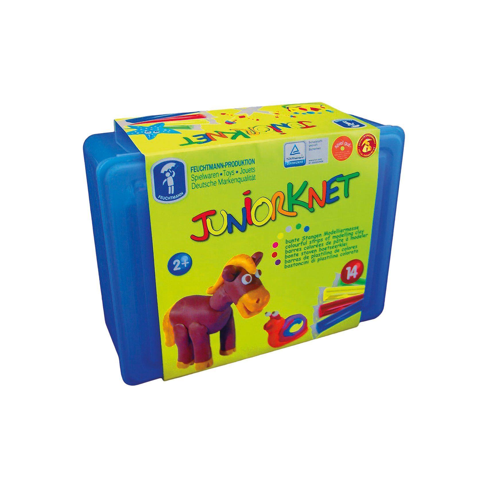 Feuchtmann Juniorknet One for Two Klickbox Maxi, 14 x 50 g