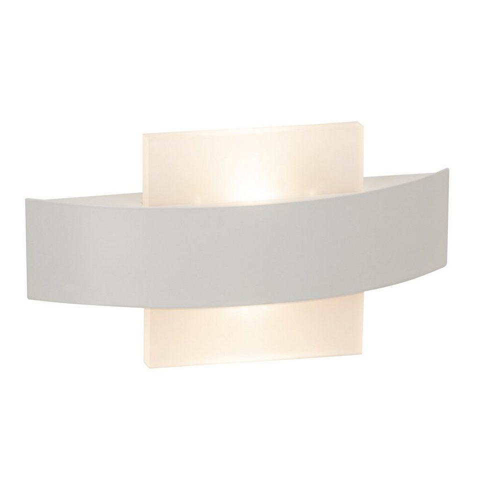 brilliant leuchten solution led wandleuchte quadratisch. Black Bedroom Furniture Sets. Home Design Ideas