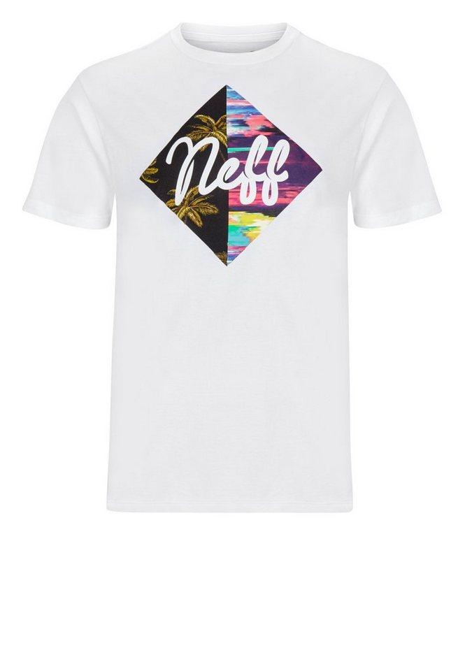 Neff Headwear T-Shirts (kurzarm) in white