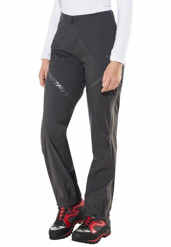 Dynafit Outdoorhose »TLT 3L Overpant Unisex« in schwarz