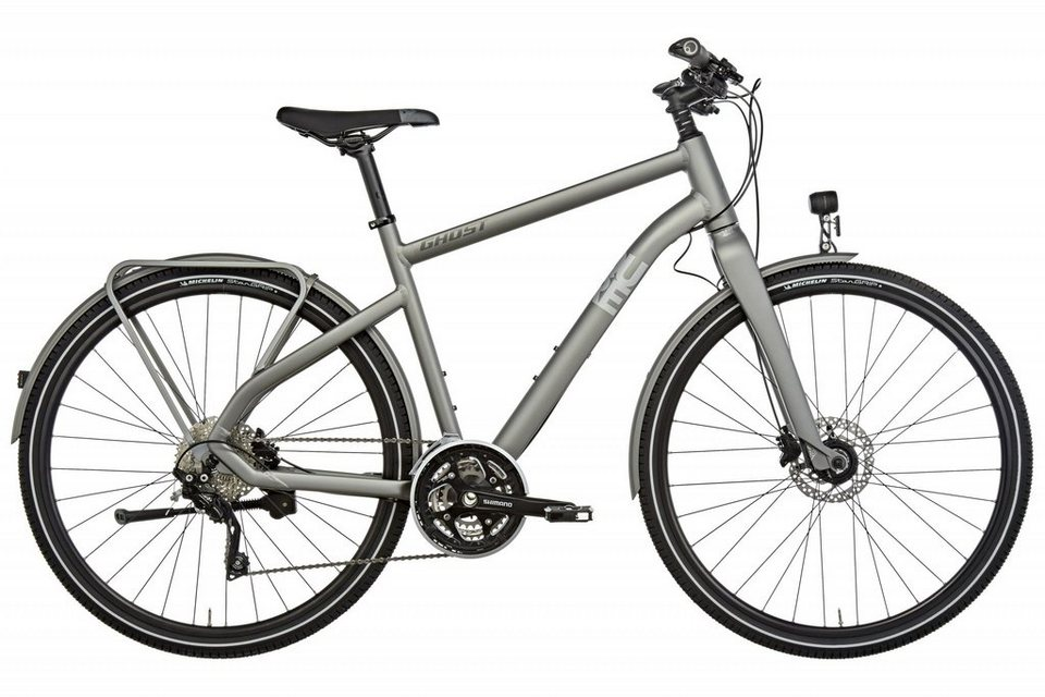 Ghost Fahrrad »Square Urban X 8« in grau