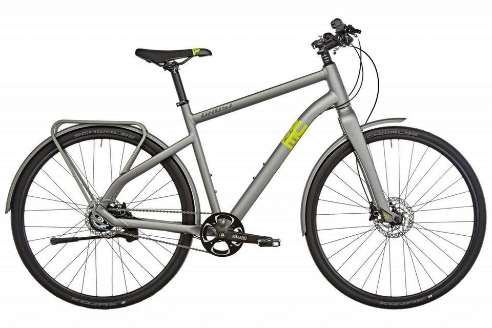 Ghost Fahrrad »Square Urban 4« in grau
