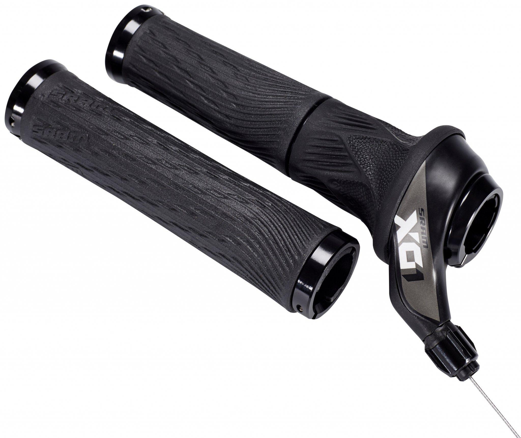 SRAM Schaltung »X01 Eagle Drehgriffschalter 12-fach hinten Lock-On«