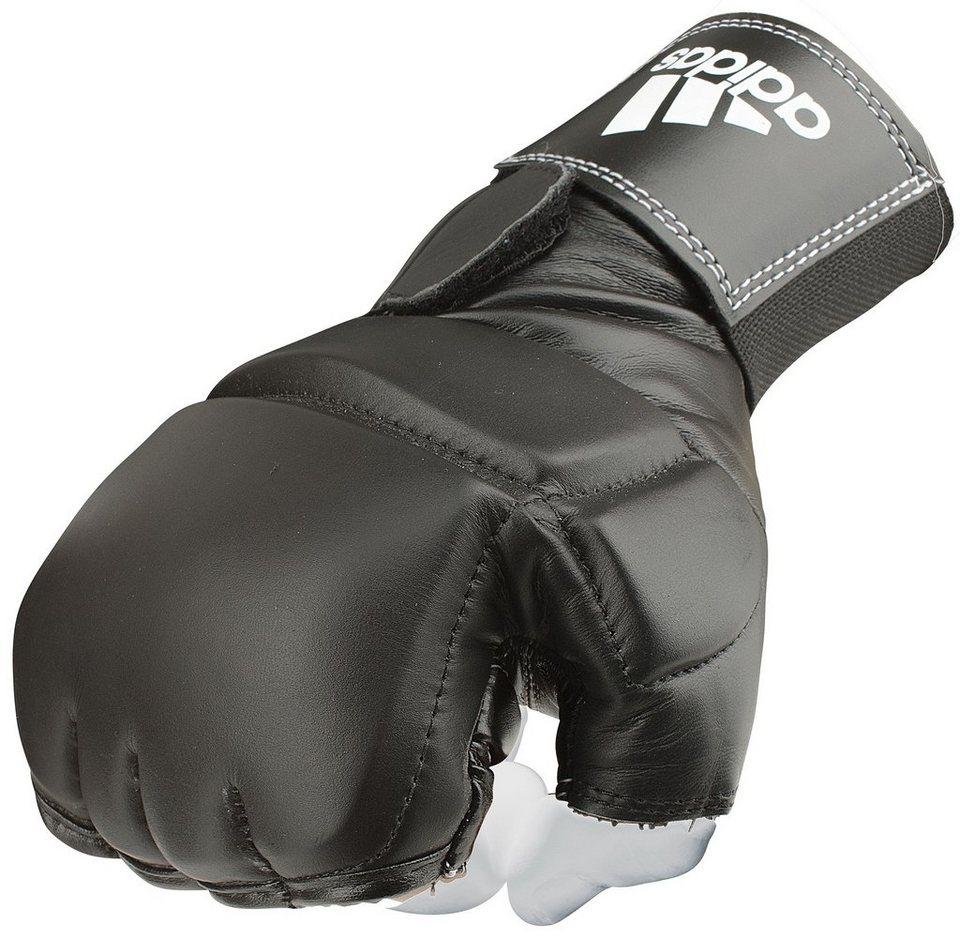 Punch-Handschuhe, adidas Performance, »SPEED«, in 2 Größen lieferbar in schwarz
