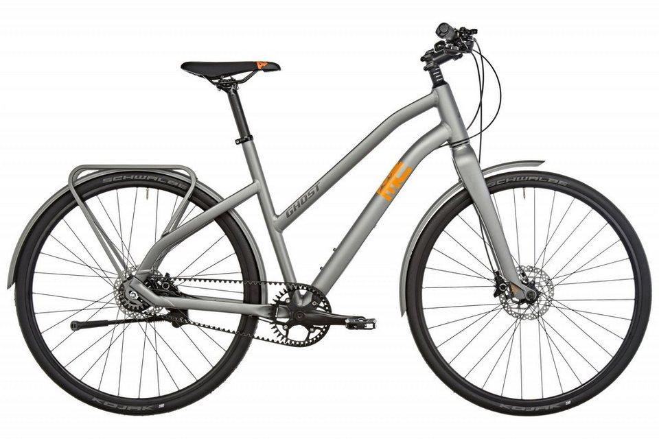 Ghost Fahrrad »Square Urban 6 Miss« in grau