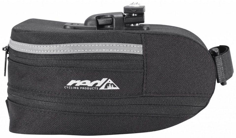 Red Cycling Products Gepäckträgertasche »Saddle Bag X1 Satteltasche«