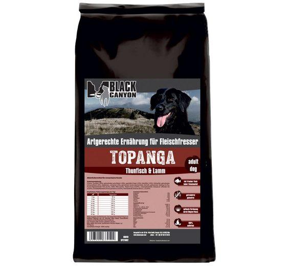 Hundetrockenfutter »Topanga Thunfisch & Lamm«, 15 kg