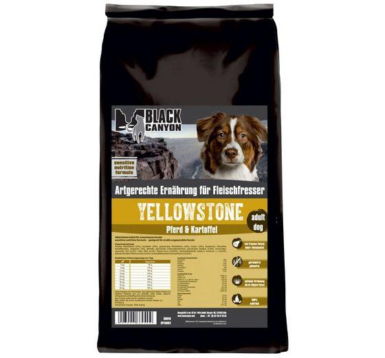 Hundetrockenfutter »Yellowstone Pferd & Kartoffel«, 1,5 kg