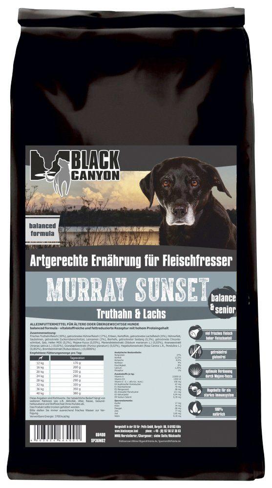 Hundetrockenfutter »Murray Sunset Truthahn & Lachs«, 5 kg