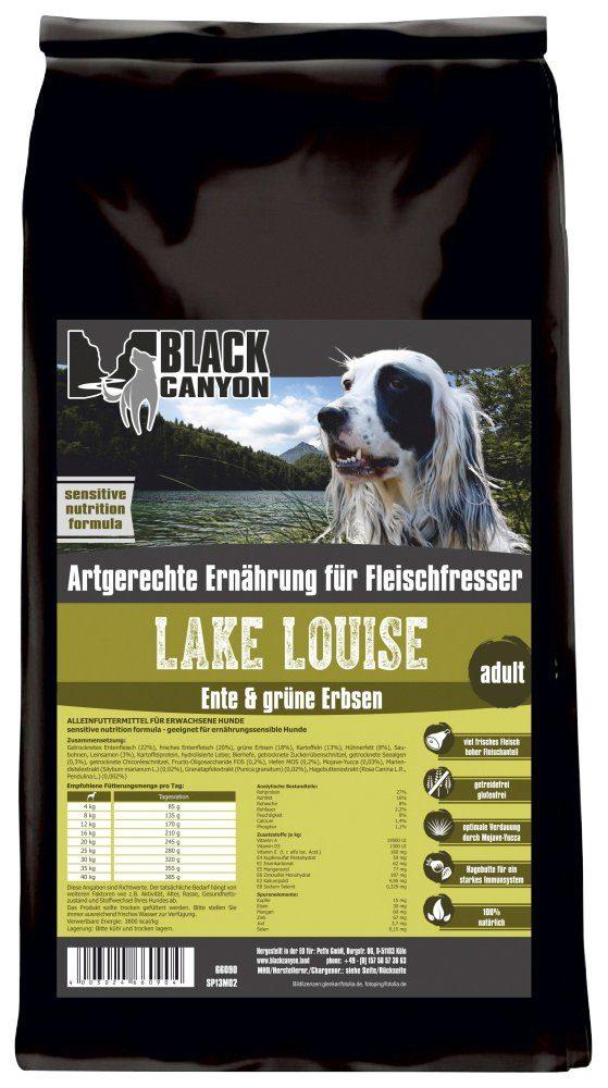 Hundetrockenfutter »Lake Louise Ente & grüne Erbsen«, 1,5 kg