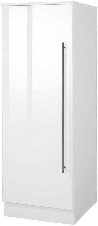 Wiho Küchen Vorratsschrank »Chicago, Breite 50 cm« in weiß