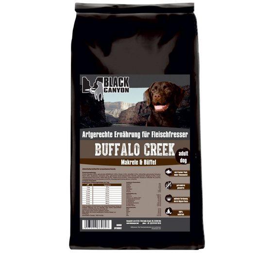 Hundetrockenfutter »Buffalo Creek Büffel & Makrele«, 5 kg