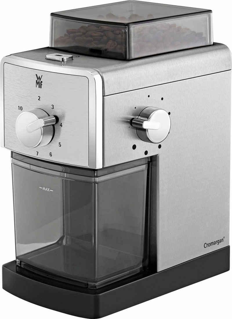 WMF Kaffeemühle STELIO Edition, 110 W, Scheibenmahlwerk, 180 g Bohnenbehälter