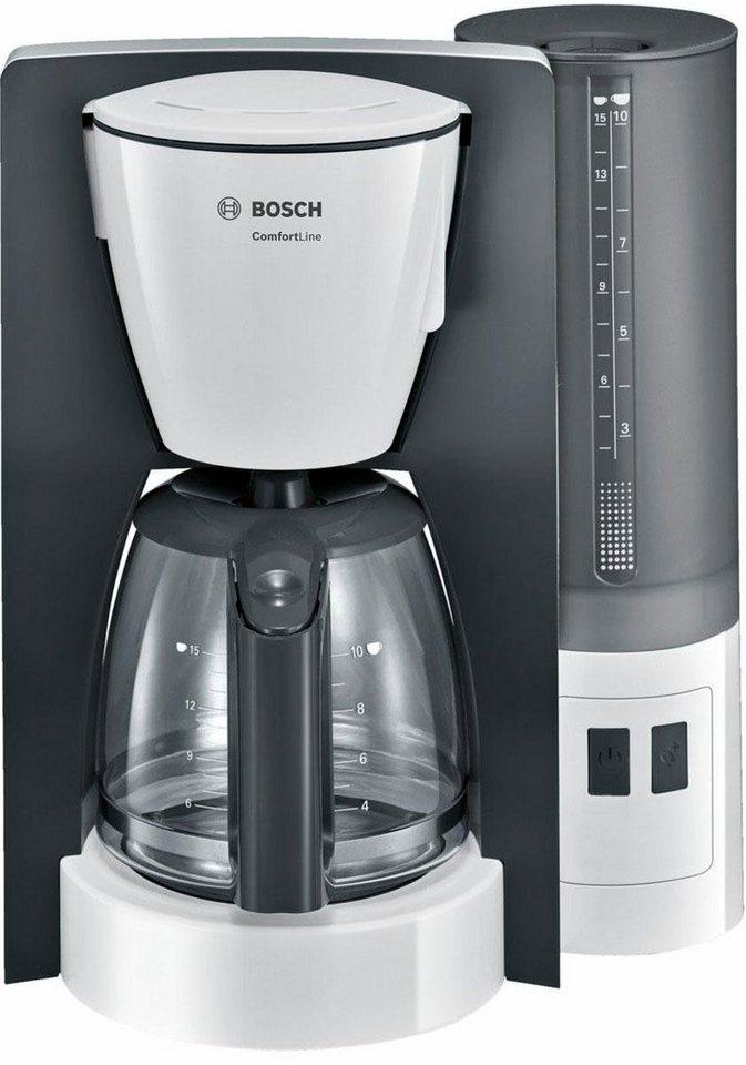 bosch filterkaffeemaschine tka6a041 1 25l kaffeekanne. Black Bedroom Furniture Sets. Home Design Ideas