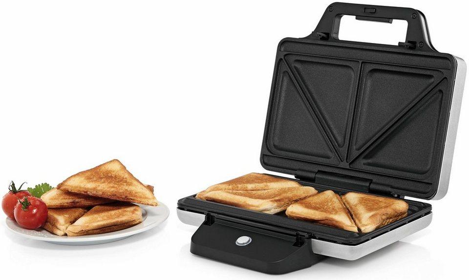 WMF LONO Sandwichmaker in cromargan matt