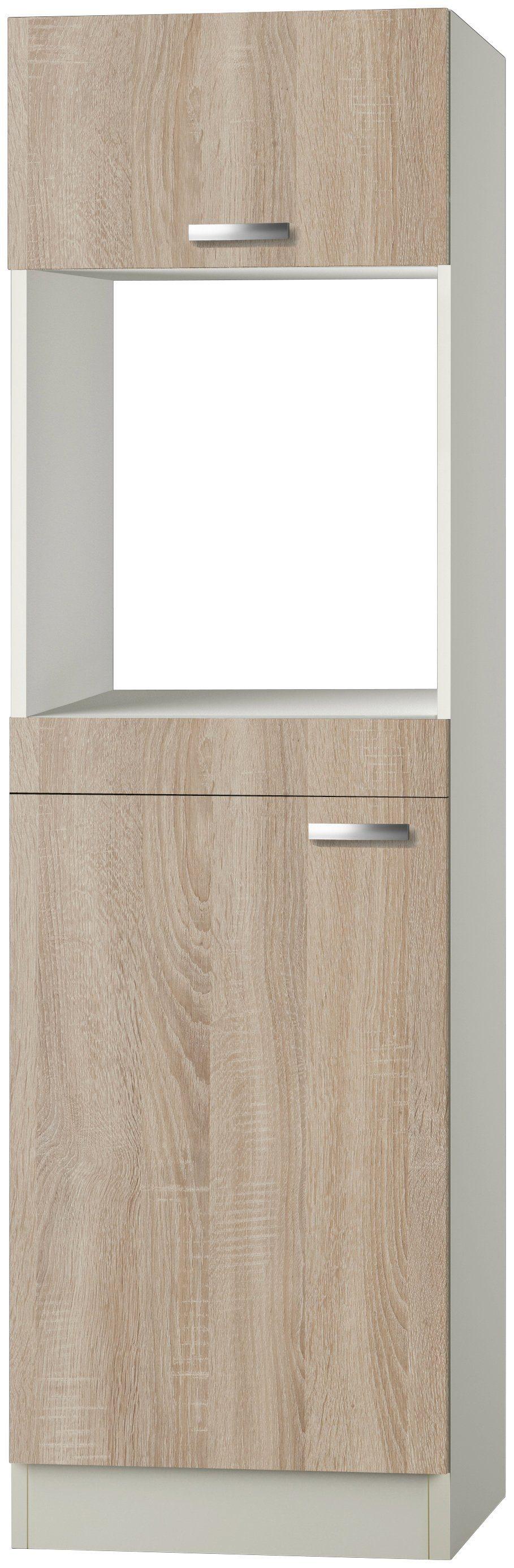 Kombinierter Backofen-Kühlumbauschrank »Padua, Höhe 206,8 cm«