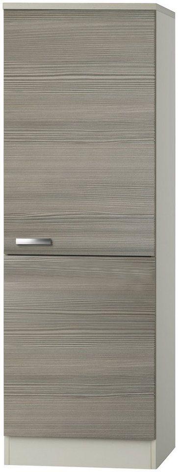 Vorratsschrank »Vigo, Höhe 174,4 cm« in piniefarben nougat