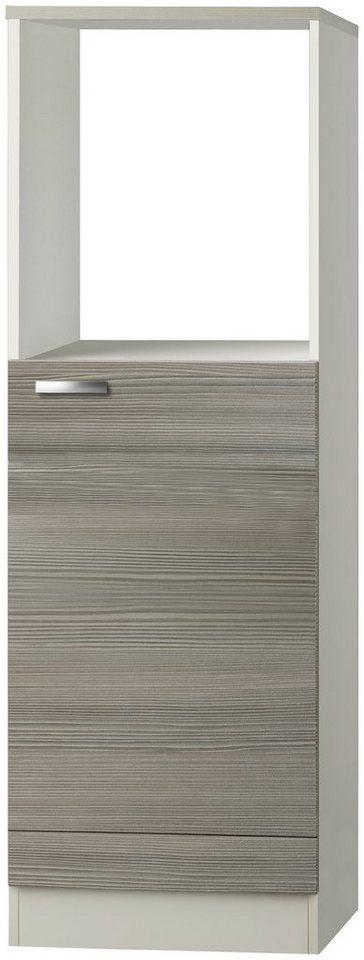Kombinierter Backofen-Kühlumbauschrank »Vigo, Höhe 174,4 cm« in piniefarben nougat