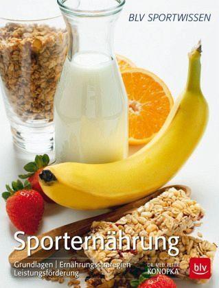 Broschiertes Buch »Sporternährung«