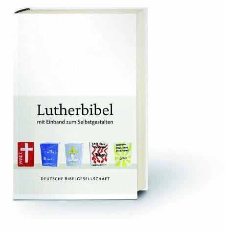 Gebundenes Buch »Lutherbibel revidiert 2017 - Mit Einband zum...«