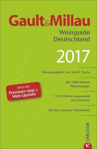 Broschiertes Buch »Gault & Millau Weinguide Deutschland 2017«