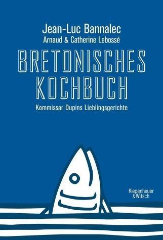 Buch mit Leinen-Einband »Bretonisches Kochbuch«