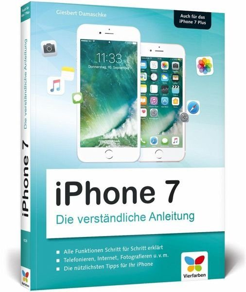 Broschiertes Buch »iPhone 7«