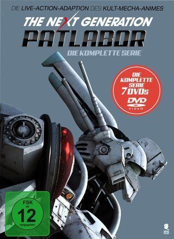DVD »The Next Generation Patlabor - Die Serie (7...«