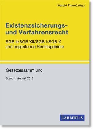 Broschiertes Buch »Existenzsicherungs- und Verfahrensrecht«