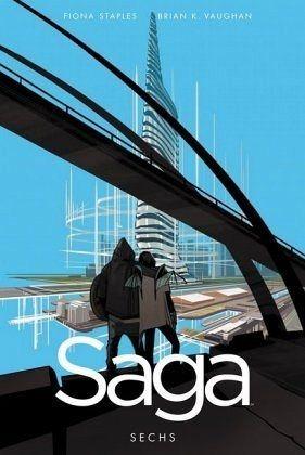 Gebundenes Buch »Saga 6«