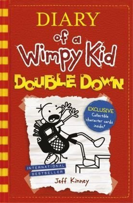 Gebundenes Buch »Diary of a Wimpy Kid 11. Double Down«
