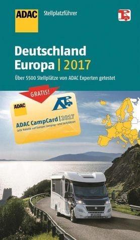 Gebundenes Buch »ADAC Stellplatzführer Deutschland/Europa 2017«