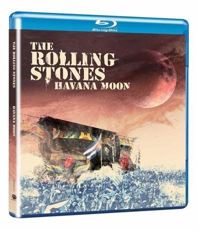 Blu-ray »The Rolling Stones - Havana Moon«