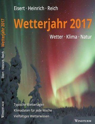 Broschiertes Buch »Wetterjahr 2017«