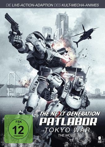 DVD »The Next Generation: Patlabor - Tokyo War«