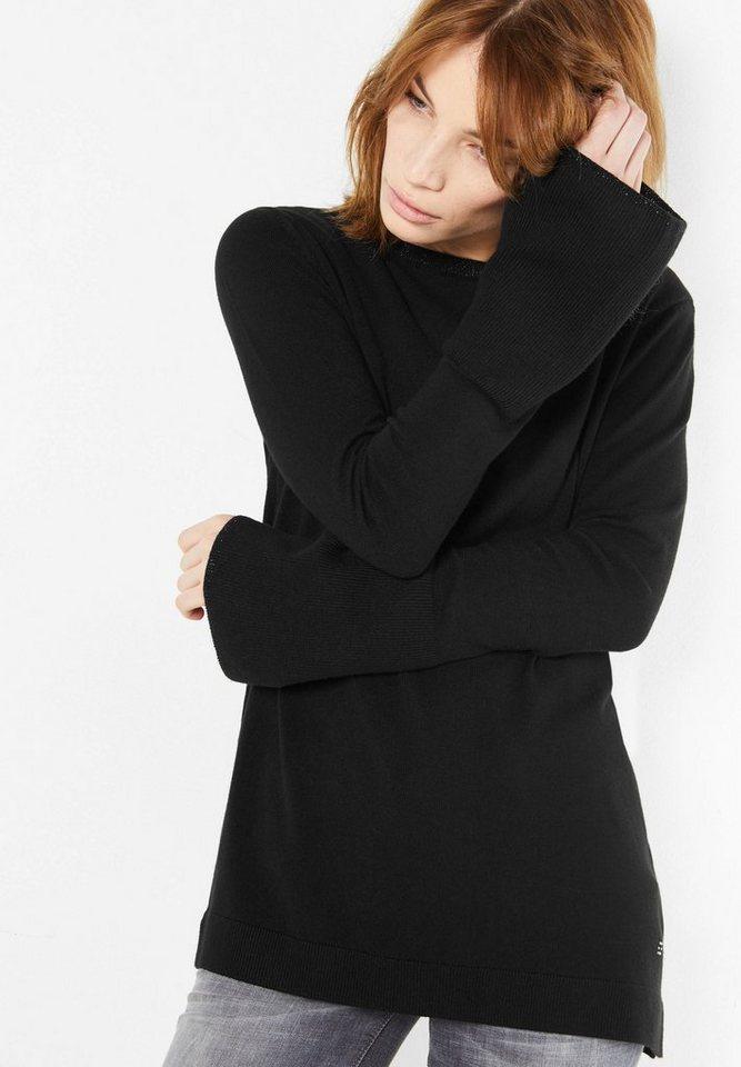street one rundhals pullover edda online kaufen otto. Black Bedroom Furniture Sets. Home Design Ideas