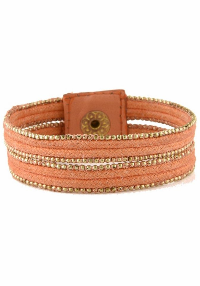Lizas Armband »17589« in goldfarben-lachs