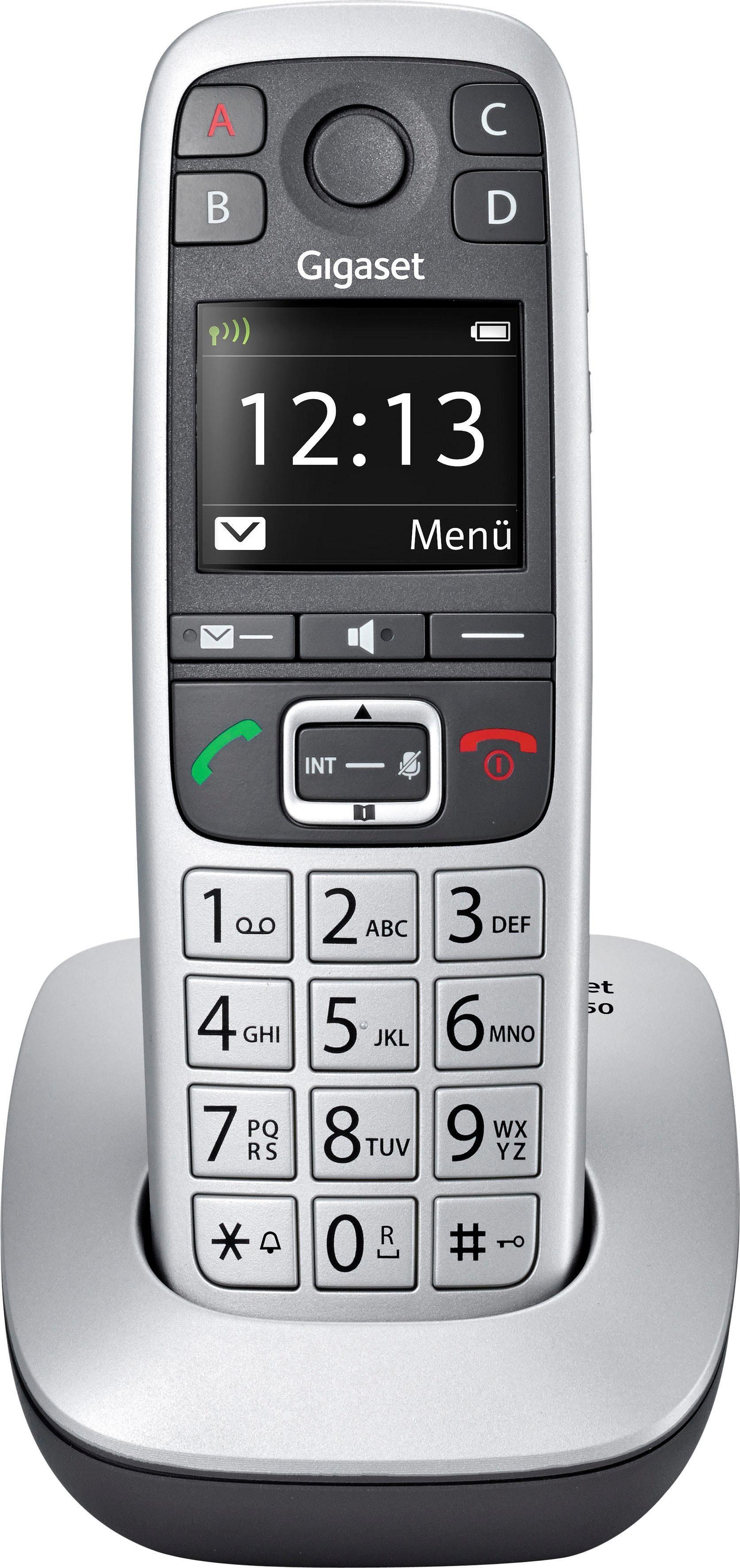 Gigaset E560 Schnurloses DECT Telefon